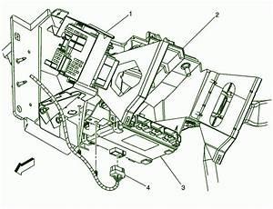 2003 Silverado 1500 Hd Instrument Panel Fuse Box Diagram