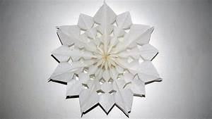 Stern Aus Butterbrotpapier Anleitung : stern basteln aus papier butterbrott ten youtube ~ A.2002-acura-tl-radio.info Haus und Dekorationen