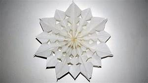 Sterne Aus Papier Falten : stern basteln aus papier butterbrott ten youtube ~ Buech-reservation.com Haus und Dekorationen