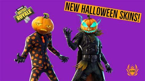 mega cool halloween skins leaks fortnite halloween skins