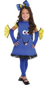Dory Party City Costumes for Halloween for Girls