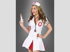 Sexy Ärztin Kostüm Krankenschwester