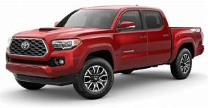 2020 Toyota Tacoma Color Options And Design Style