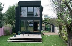Façade Maison Moderne : qu 39 est ce qu 39 une maison contemporaine viving ~ Melissatoandfro.com Idées de Décoration