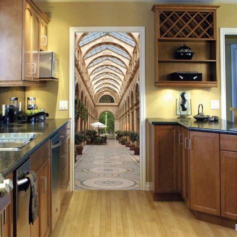 peinture carrelage cuisine sticker porte ondoor la grande galerie 83 cm x 204 cm