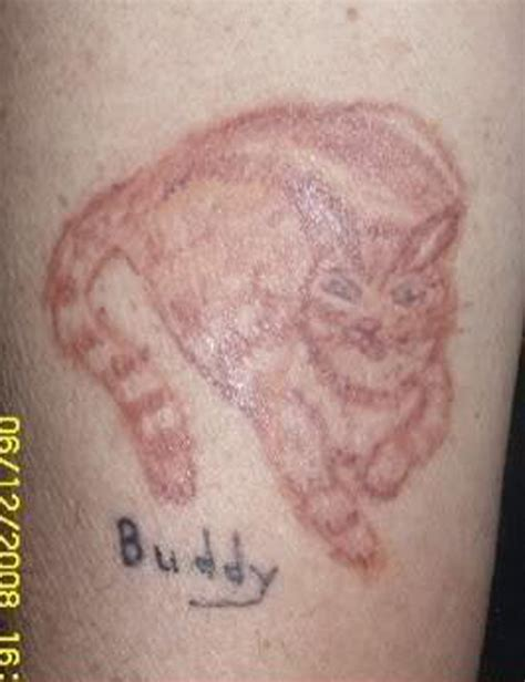 super weird pet tattoos
