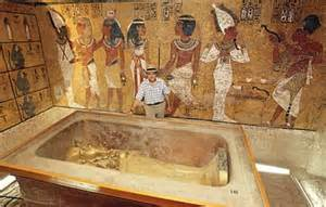 King Tut Tomb Treasures