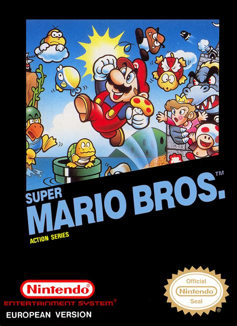 Super Mario Bros Game Giant Bomb