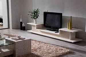 Table Tv Design : high quality tv stand designs interior decorating idea ~ Teatrodelosmanantiales.com Idées de Décoration