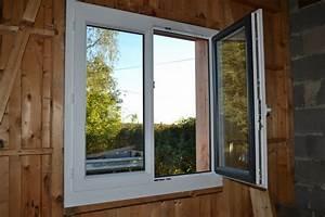 Fenetre Pvc Gris : fenetre pvc blanc ou gris maisons naturelles ~ Premium-room.com Idées de Décoration