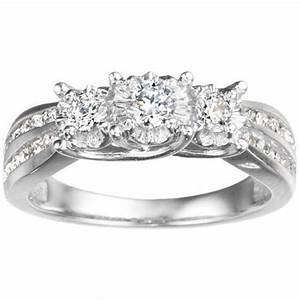 wedding ring sets for women white gold With white gold wedding ring for women