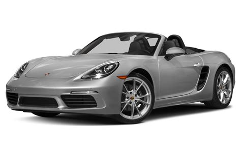 New 2018 Porsche 718 Boxster Price Photos Reviews
