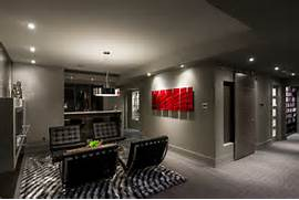 Basement Wall Colors Basement Contemporary With Bar Barn Door Basement Crazy How The Ceiling Paint Immediately Pulls It Together Modern Bathroom Melbourne On Popular Family Room Wall Colors Painting Concrete Basement Walls Ideas Second