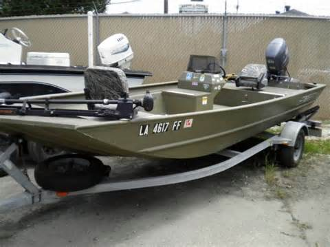 Aluminum Boats In Louisiana For Sale Pictures