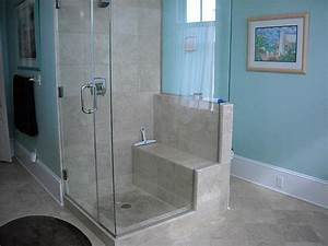 Awesome seat shower images bathtub for bathroom ideas for What kind of paint to use on kitchen cabinets for four piece canvas wall art