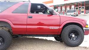 Rough Country Lift Kit - 2000 Chevy Blazer