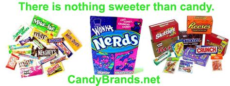 Candy Brands, Candy Names List, Popular Candy