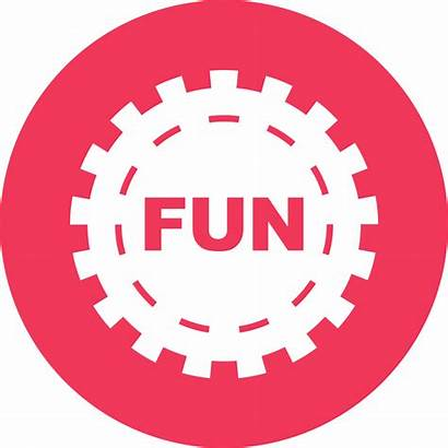 Icon Fun Funfair Icons Flat Cryptocurrency Still