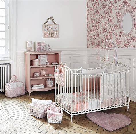 collection chambre bébé fille maisons du monde la collection frenchy fancy