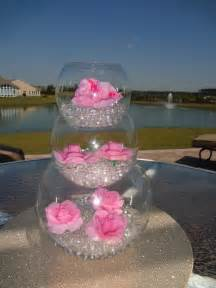 centerpieces for a wedding beautiful wedding centerpieces with water wedwebtalks