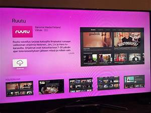nelonen ruutu apple tv