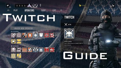 Siege Operator Guide