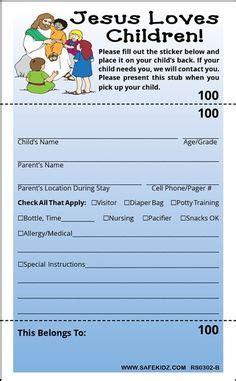 church nursery sign  sheet template thenurseries