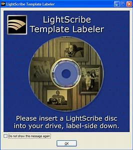lightscribe introduces new template labeler software With free lightscribe templates