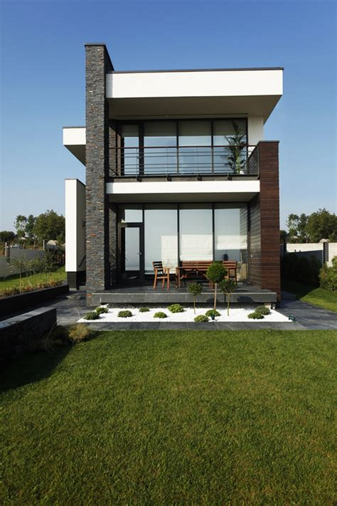 Modern Style Homes by Luxurious Contemporary Houses In Romania Europe Modern