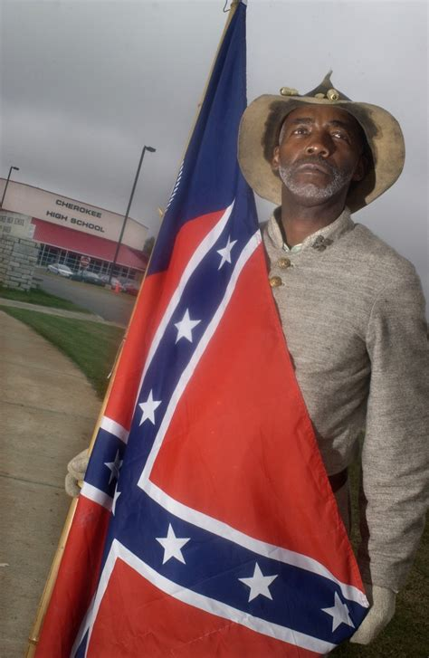 theyre black  theyre proud   confederate