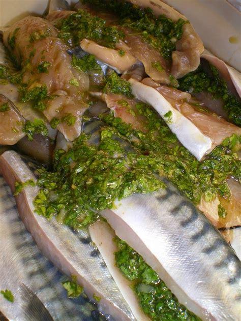 cuisiner filet de maquereau filet de maquereau chermoula cuisiner avec ses 5 sens