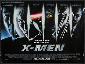 Scott's Film Watch: X-Men Series Re-Watch