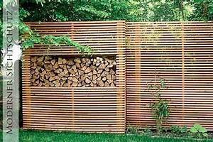 Holz Im Garten : gartenblog geniesser garten sichtschutz im garten teil 2 ~ Frokenaadalensverden.com Haus und Dekorationen