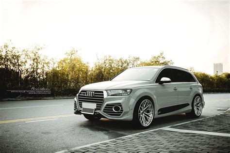 audi  mit abt widebody kit  zoll brixton wheels