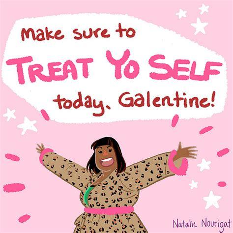 Happy Galentine's Day Card