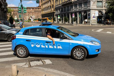 Road, Street, Driving, Italy, Security