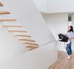 Schöner Wohnen Treppenhaus : schlichtes treppenhaus bild 3 sch ner wohnen ~ Markanthonyermac.com Haus und Dekorationen
