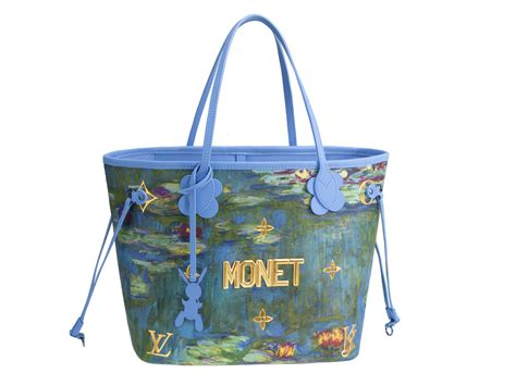 Louis Vuitton Collaborates With Jeff Koons On Second