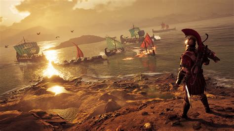 4 Things You Might Love About 'assassin's Creed Odyssey