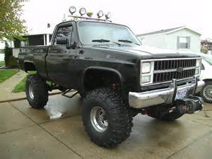 1985 Chevy 4x4 Trucks for Sale