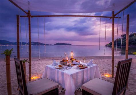 gallery  romantic restaurant  phuket  romantic