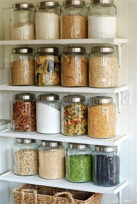 22+ Wonderful Kitchen Organization Zero Waste