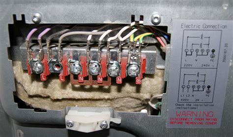 Back Electric Oven Wiring All Kind Diagrams