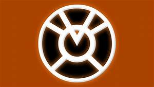 Orange Lantern Symbol by Yurtigo on DeviantArt
