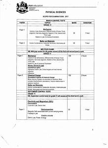 Scopes  U0026 Guidelines For Term 2 Exams 2017