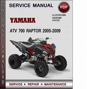 Yamaha Atv 700 Raptor 2005