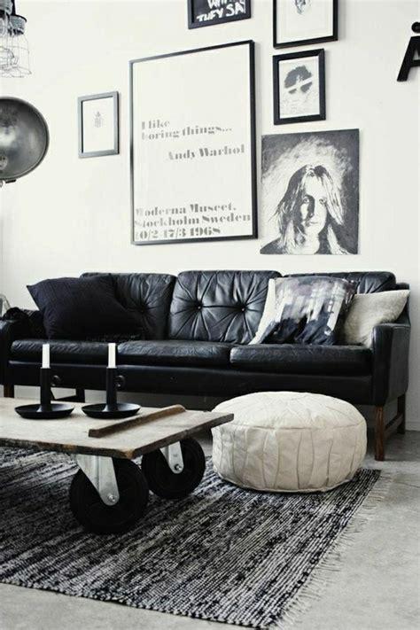 peinture pour canapé en cuir le canapé quel type de canapé choisir pour le salon
