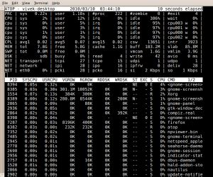 Linux Background Process Show All Running Processes In Linux Nixcraft