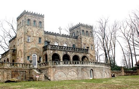 castles in virginia a mysterious morgantown landmark opens to the public