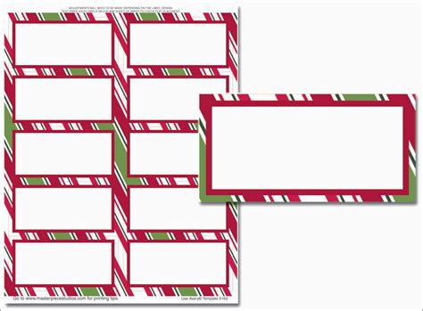 Get a free avery template 5160 similar, template and hundreds of templates free right here! Free Printable Christmas Address Labels Avery 5160 | Free ...
